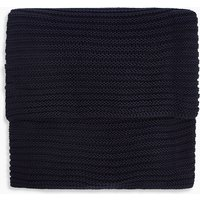 Cotton Gauge Knit Throw