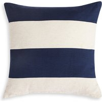 Block Striped Cushion