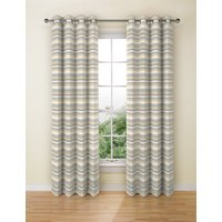 M&S Collection Geo Chenille Curtains