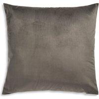 Velvet Linen Reversible Cushion