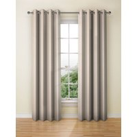 Textural Stripe Eyelet Curtains