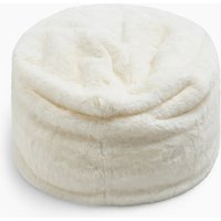 Faux Fur Bean Bag