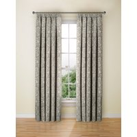 Floral Damask Jacquard Curtain