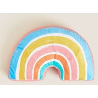 M&S Kids Rainbow Light Up Cushion - 1SIZE - Multi, Multi