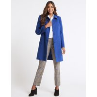 M&S Collection Patch Pocket Coat