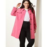 M&S Collection CURVE Trench Coat