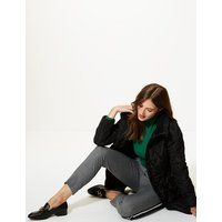 M&S Collection Padded Coat with Stormwear