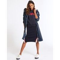 M&S Collection Hooded Anorak with Stormwear