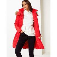 Per Una Padded Coat with Stormwear
