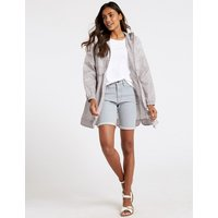 M&S Collection Printed Anorak Jacket with Stormwear