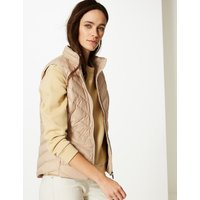 M&S Collection Lightweight Down & Feather Gilet