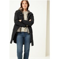 M&S Collection Double Layer Parka with Stormwear