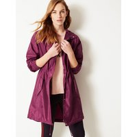 M&S Collection Long Pack Away Parka