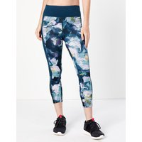 MandS Collection Quick Dry Cropped Leggings