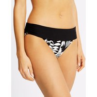 M&S Collection Paisley Print Swim Bottoms