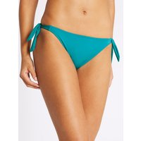 MandS Collection Tie Side Hipster Bikini Bottoms