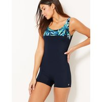 M&S Collection Secret Slimming Non-Wired Swimsuit