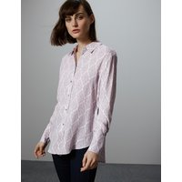 Autograph Printed Button Detailed Shirt