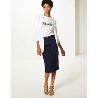 M&S Collection A-Line Skirt