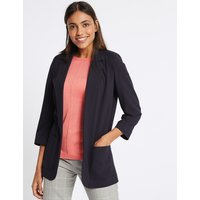 MandS Collection Tailored Patch Pocket Jacket