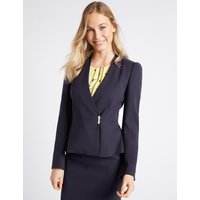 M&S Collection Double Breasted Jacket