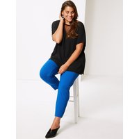 M&S Collection CURVE Slim Leg Trousers