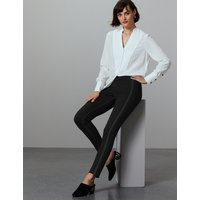 Autograph Topstitch Skinny Trousers