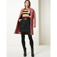 M&S Collection A-Line Mini Skirt