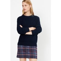 MandS Collection Checked Jersey Pencil Mini Skirt