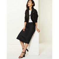 M&S Collection Slip Midi Skirt