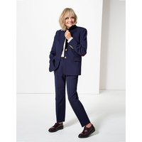 Twiggy for M&S Collection Slim Leg Trousers