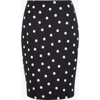 MandS Collection Jersey Polka Dot Knee Length Pencil Skirt