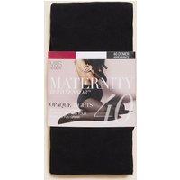 M&S Collection Maternity 40 Denier Body Sensor Tights