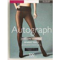 Autograph 100 Denier Soft Luxe Seamfree Opaque Tights