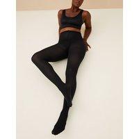 Autograph 40 Denier Fine Cotton Tights