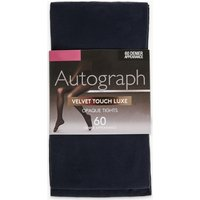 Autograph 2 Pair Pack 60 Denier Opaque Tights