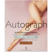Autograph 5 Denier Bare Invisible Sheer Tights