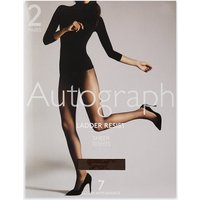 Autograph 7 Denier Ladder Resist Sheer Tights