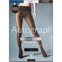 Autograph 40 Denier Velvet Touch Soft Tights