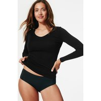 M&S Collection Heatgen Plus Thermal Long Sleeve Top