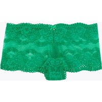M&S Collection Low Rise Lace Shorts