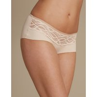 M&S Collection No VPL Smooth Lines Low Rise Short Knickers