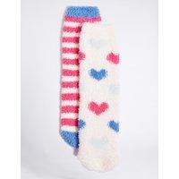2 Pairs Of Socks With Freshfeet (1-14 Years)