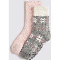 2 Pairs Of Socks (1-14 Years)