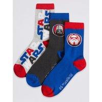 3 Pairs of Star Wars Socks