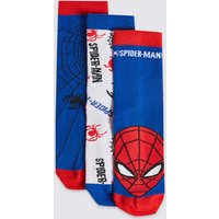 3 Pairs of Spider-Man Socks