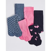 3 Pairs Of Socks With Staysoft (0-3 Years)