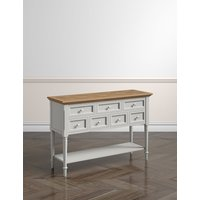 Greenwich Grey Console Table