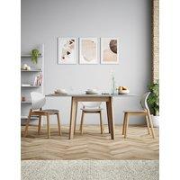 M&S Jones Grey Extending Dining Table P60219095