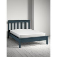 Hastings Mid Blue Bed Frame